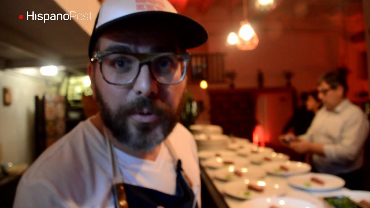 """""""Foodie Pop Up Experience"""", las cenas clandestinas en Barcelona"""