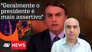 Discurso de Bolsonaro na ONU surpreendeu por tom ameno, avalia Manuel Furriela