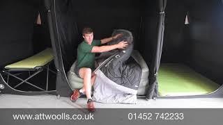 Vango Radiate Single (Electric Heated) Sleeping Bag Review 2020
