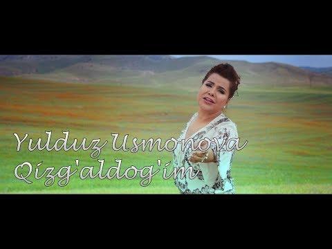 Yulduz Usmonova -- Qizg'aldog'im | Юлдуз Усмонова -- К,изг'алдог'им