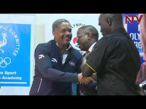 William Blick says appointment to Olympic Committee is a dream come true