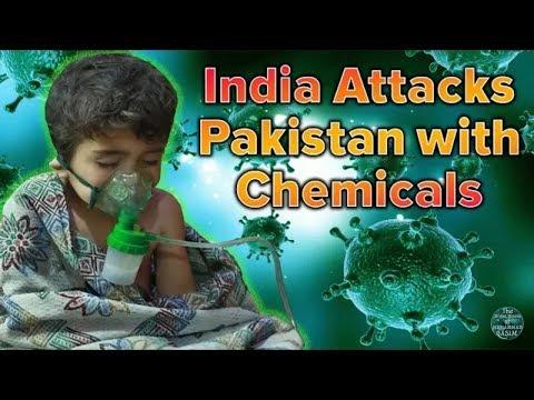 Serangan Kelompok teroris dan India ke Pakistan!!