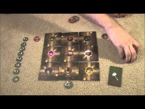 Game Fondue Reviews: Mr. Jack Pocket
