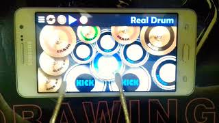 Real Drum+stick Cover Souljah   Sorry