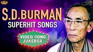 S D Burman Superhit Video Songs Jukebox - (HD) Hindi Old Bollywood Songs
