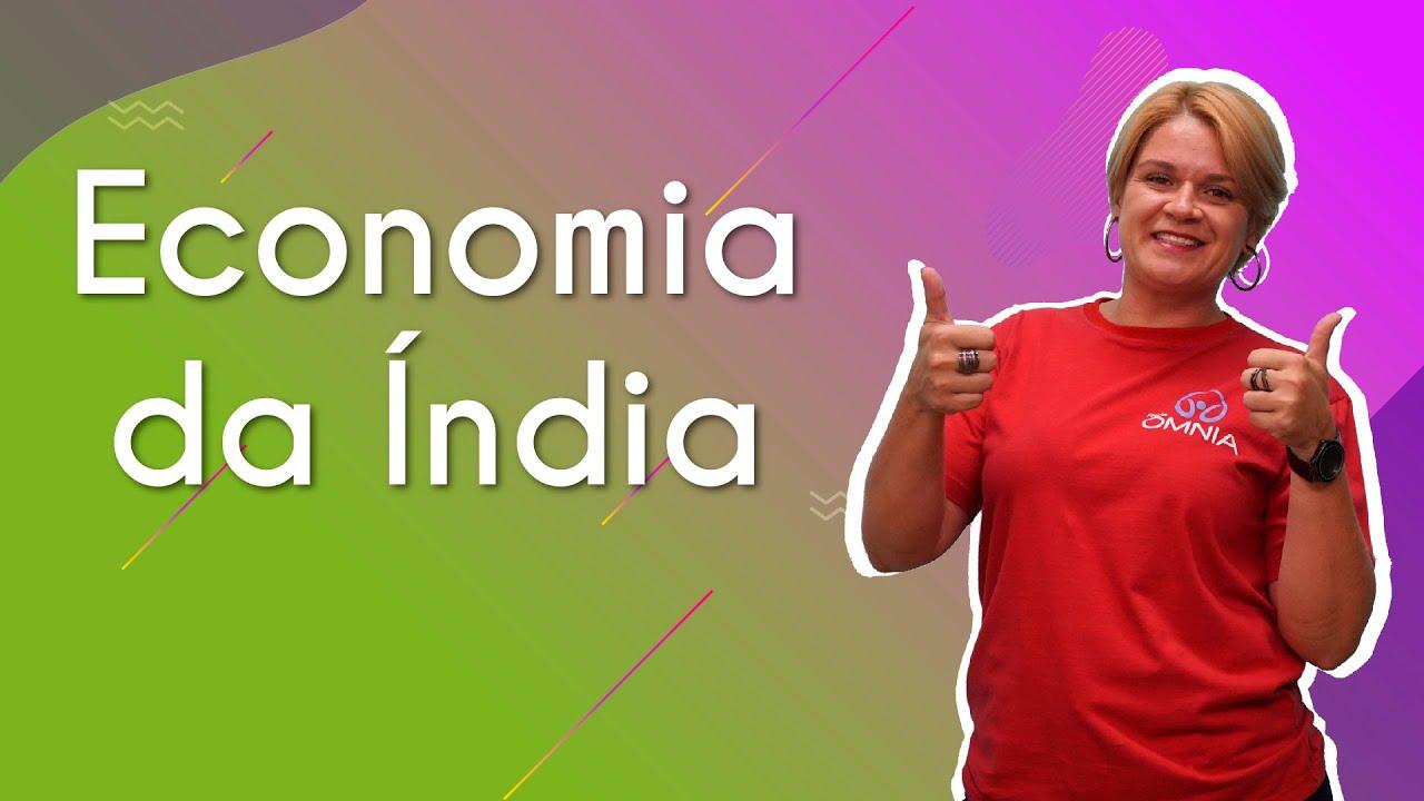 Economia da Índia