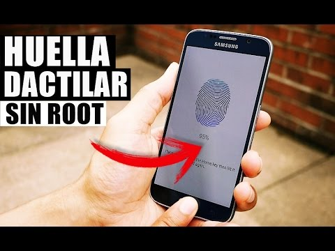 Huella Dactilar Para Cualquier Teléfono Android Sin Root 2019!