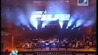 Five - Slam Dunk Da Dunk (Live In Rock In Rio 2001).wmv