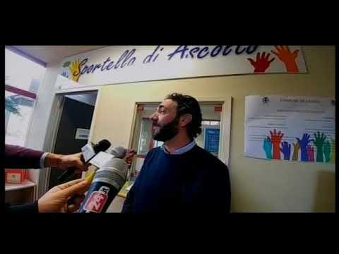 IL COMUNE DI TAGGIA INAUGURA LO SPORTELLO ASCOLTO