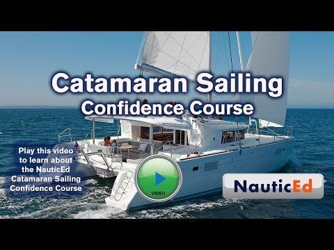 Catamaran Sailing Course by NauticEd