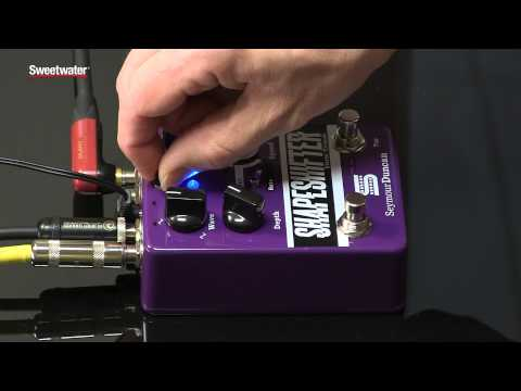 Seymour Duncan Shape Shifter Stereo Tremolo Pedal Review by Sweetwater Sound