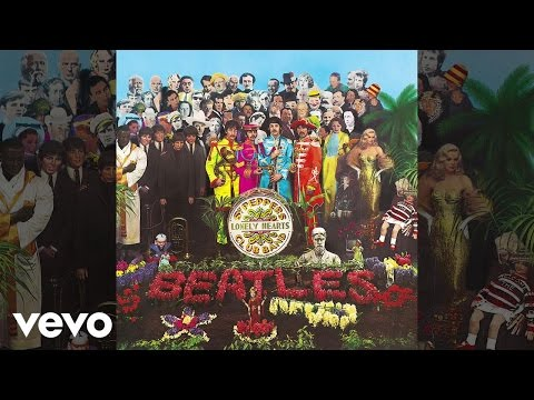 The Beatles – Sgt. Pepper's Lonely Hearts Club Band (Take 9 And Speech)
