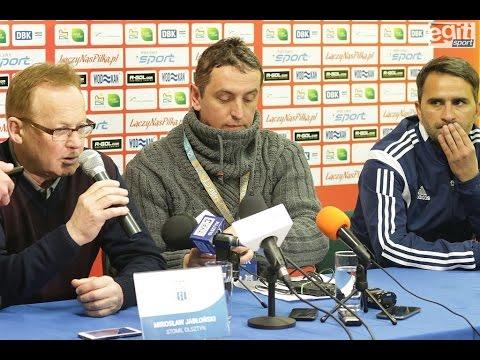 Komentarze po meczu Stomil Olsztyn - Bytovia Bytów