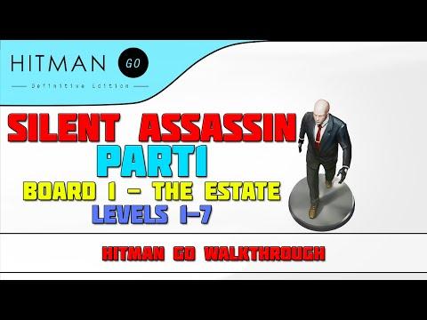 Gameplay de Hitman GO: Definitive Edition