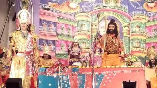 Janta Ramlila Ratangarh Laxman Parsuram Samwad. 4-10-2016 From Ratangarh Churu