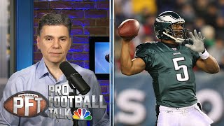 PFT Overtime: Is Donovan McNabb a Hall of Famer? | Pro Football Talk | NBC Sports