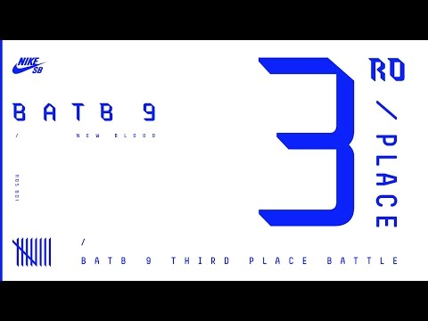 BATB9 | Youness Amrani Vs Michael Sommer - 3rd Place Battle