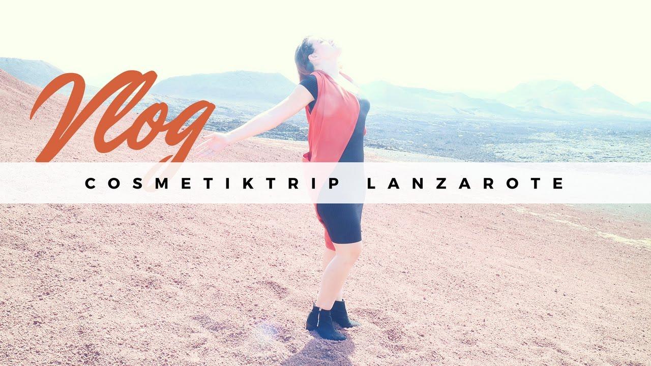 Me voy de viaje de Lujo a Lanzarote #Cosmetiktrip7