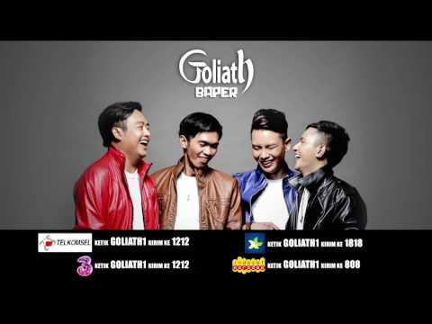 Goliath - Baper (Official Audio)