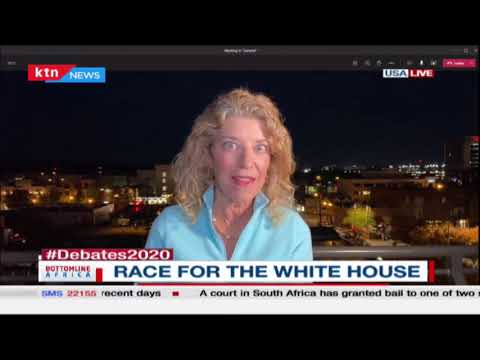 Bottomline Africa: Race for the White House