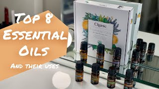 Top 8 Essential Oils | Aromatherapy Recipes
