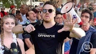 Democrats Protest Democrats at 2020 Dem Debates I Slightly Offens*ve