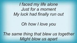 Aqualung - Just For A Moment Lyrics