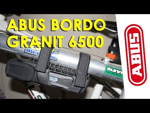 ABUS Bordo Granit X-Plus 6500