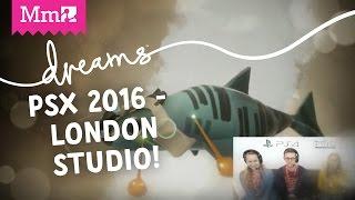 Dreams PS4  - Jamming with London Studio  | PSX Live Stream - dooclip.me