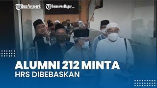 Minta Rizieq Shihab Dibebaskan Tanpa Syarat, PA 212 Suarakan Aspirasi di Kantor DPRD Kabupaten Bogor