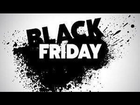 Black Friday: O que comprar?