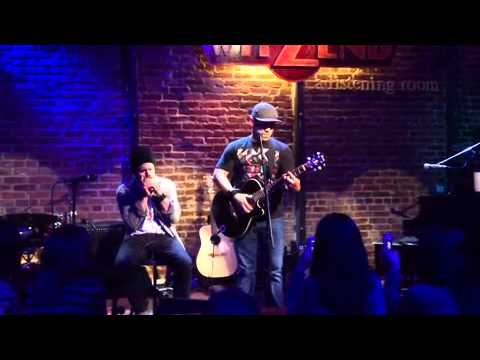 "Birdfish Acoustic - BRAZILIAN SURF  MUSIC -  LIVE @WITZEND LOUNGE - ORIGINAL ""BEIRA DO MAR"""