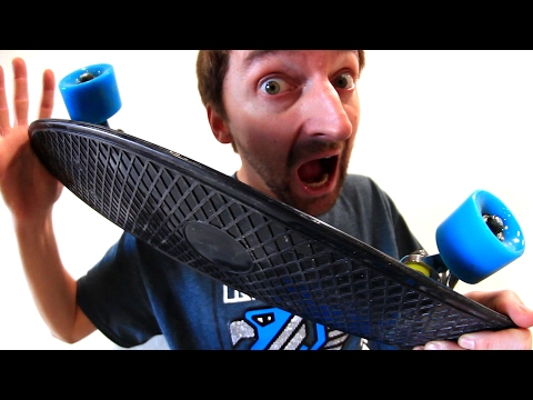 30 DOLLAR AMAZON PENNY BOARD | STUPID SKATE EP 85