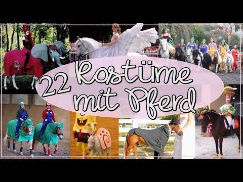 22 KOSTÜME MIT PFERD ✮ Fasching Karneval Kostümspringen ♥ Verkleidungen