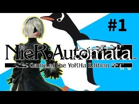 『配信』NieR:Automata - ニーアオートマタ楽しむだけ