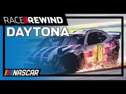 NASCAR デイトナ・インターナショナル・スピードウェイ 17分でみるハイライト動画