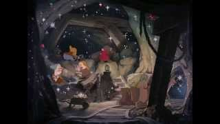 Snow White and the Seven Dwarfs Heigh Ho Song ~Greek~