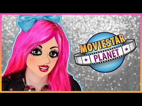 JE DEVIENS UN PERSONNAGE DE MOVIE STAR PLANET | PIXI STAR