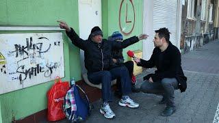Oni nie mogą zostać w domu – bezdomni i koronawirus (reportaż)