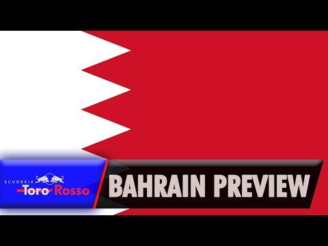 F1 2019: Bahrain Grand Prixview - Daniil Kvyat