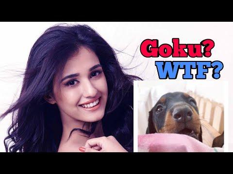 Disha Patani Named her pet dog Goku and got TROLLED