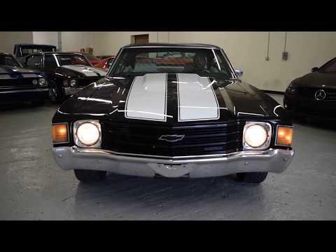 1972 Chevrolet Chevelle for Sale - CC-1018644