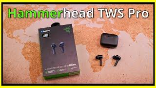 Meine aktuelle Klang/Komfort Referenz | Razer Hammerhead True Wireless Pro