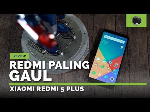 REVIEW XIAOMI REDMI 5 PLUS INDONESIA!