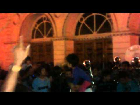 """Deportes Iquique Campeón Copa Chile 2014(parte 4)"" Barra: Furia Celeste • Club: Deportes Iquique"