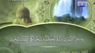 سورة ابراهيم كاملة الشي محمد المحيسني