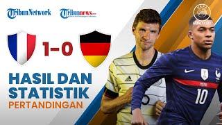 Highlight & Hasil Pertandingan Euro 2020 Prancis 1-0 Jerman: Matt Hummels Cetak Gol Bunuh Diri
