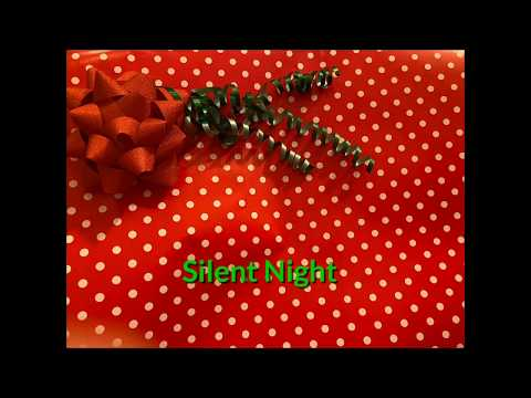 Silent Night Performance. I apologize that the audio is not the best. I performed this at my church last year.