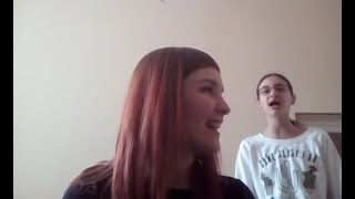 Урок вокала на английском - Vocal lessons in English in Kyiv and in skype