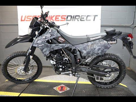 2020 Kawasaki KLX 250 Camo at Used Bikes Direct